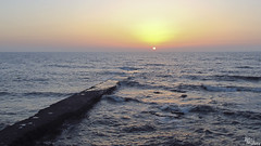 I'll come back! (kshitij.lawate) Tags: sunset sea water evening mumbai sunrays worli seaface worliseaface
