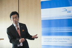 Masaki Ogata, Executive Vice President, East Japan Railway Company (JR EAST), Japan