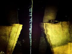 Undine (Peter Schler) Tags: bridge reflection water photoshop germany europe flickr architektur nrw brcke ruhr ruhrgebiet spiegelung pse ruhrpott herbede uploaded:by=flickrmobile flickriosapp:filter=nofilter peterpe1