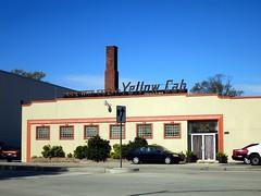 Yellow Cab building, Bladensburg Rd at R Street NE, Washington, DC (jmlwinder) Tags: architecture washingtondc dc districtofcolumbia yellowcab cityscapes taxis