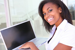 Office Supplies - Generation Office (bewarnerbros) Tags: portrait people woman cute beautiful smile lady female work computer happy person corporate one office workers model pretty looking natural african background laptop young formal lifestyle meeting fresh professional business suit attractive friendly network elegant ethnic executive success colleague sophisticated confident stylish sincere businesspeople businesswoman successful