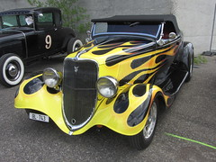 American Live, Luterbach 04.05.2014 (v8dub) Tags: auto old hot classic ford car schweiz switzerland automobile suisse live meeting automotive voiture american hotrod rod oldtimer custom oldcar collector wagen luterbach pkw klassik worldcars