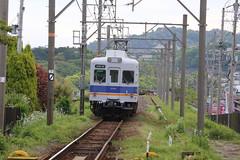 Tanagawa brunch line, Nankai Electric Railway, Osaka, Japan (hiromori) Tags: japan train railway emu rollingstock