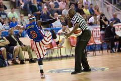 Harlem Globetrotters Italian tour 2014 - Arena Vigevano (PV) (Roberto_Bonacasa) Tags: basket harlem vigevano globetrotter harlemglobetrotter