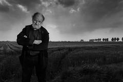 Willem in Vlaanderen -EXPLORED (paul indigo) Tags: artist fields vlaanderen willemvermandere paulindigo