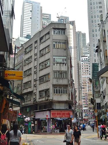 Back in Sheung Wan