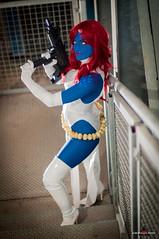XMEN (Fabiohazard Photo) Tags: nikon cosplay jubilee marvel mystique x23 d300 mistica xman fabiohazard