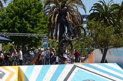 DSC_7942 (dslevine) Tags: plaza justin red bike race bmx freestyle san francisco track ride style gear bull herman fixed stunt