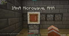 Someone was asking how to make a microwave in Minecraft. This is what I sent him. - more at http://ift.tt/1a7N3av (Minecraft Server Finder) Tags: list server servers minecraft minecraftserverfindercom