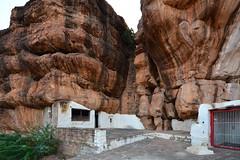 India - Karnataka - Badami Caves - 22 (asienman) Tags: india architecture caves karnataka badami chalukyas vatapi asienmanphotography