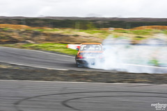 IMG_7455 (Danniorn) Tags: pictures cars car iceland cool daniel smoke tire tires bmw danni myndir drift icelandic orn bmwkraftur danniorn danniornsmarason