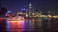 Shanghai at Night (scrapping61) Tags: china city night lights boat shanghai legacy sincity tistheseason 2014 citiscape huangpuriver dockbay explored scrapping61 stealingshadows daarklands trolledproud trollieexcellence pinnaclephotography poeexcellence czarcollection