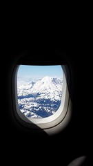 Coming in to Seattle