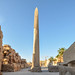 Obelisk of Thutmose I- The smallest of the two remaining obelisks  Each face has