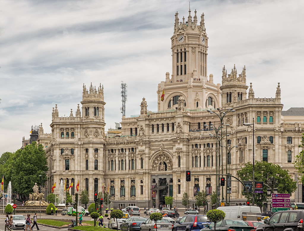 The World S Best Photos Of Cibeles And Monumento Flickr