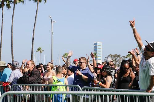 Eryn Woods at Long Beach Pride 2014