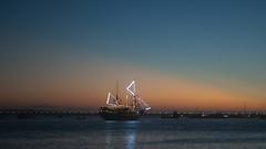 DSC_3170 (deoka17) Tags: sunset bali perahu benoa serangan romanticsunset pantaiserangan pelabuhanbenoa