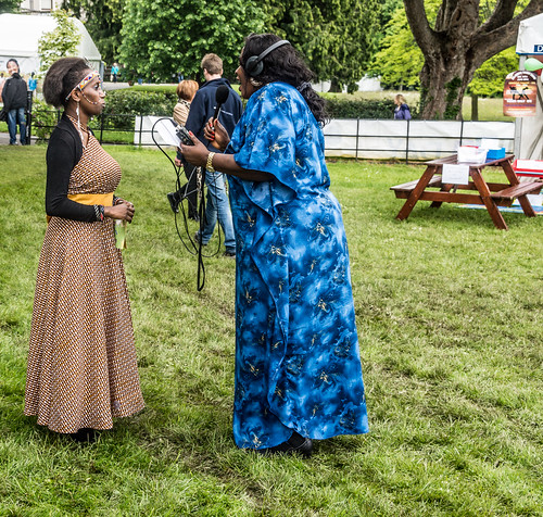 AFRICA DAY 2014 AT FARMLEIGH HOUSE IN DUBLIN
