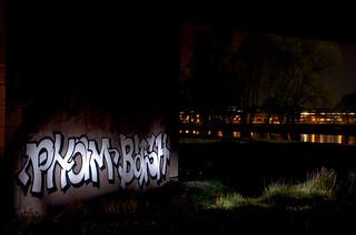 NightBridges: »Pham-Bash« – Night-Pieces BXLIV - 424x