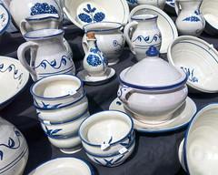 De Cantabria (Micheo) Tags: ceramica handmade feria fair bowl colores homemade granada pottery cerámica alfarería الفخار alfareros