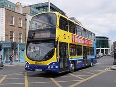 Dublin Bus - GT121 (KiloCharlie 68) Tags: road park 2 dublin bus newcastle eclipse volvo quay business gt gemini harcourt 68 atha burgh wrightbus cliath conyngham tha greenogue b9tl gt121 132d8906