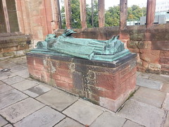 "Bishop Huyshe Wolcott Yeatman-Biggs, Coventry Cathedral • <a style=""font-size:0.8em;"" href=""http://www.flickr.com/photos/9840291@N03/14312382350/"" target=""_blank"">View on Flickr</a>"