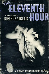 The Eleventh Hour (54mge) Tags: woman neck book crime novel strangled dustjacket