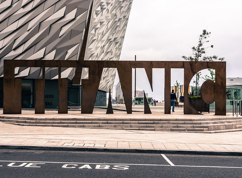 TITANIC BELFAST - A VISIT TO THE BIRTHPLACE OF THE TITANIC