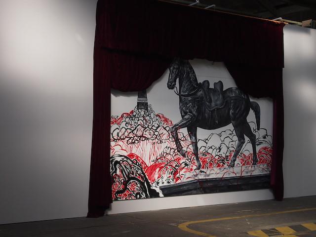 Die 8 der Wege - Kunst aus Bejing