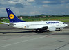 D-ABIA, Boeing 737-530, Lufthansa, SVG 05.06.2014 (Skidmarks_1) Tags: norway stavanger airport aircraft aviation lufthansa svg sola airliners boeing737 dabia