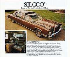 1979 La Grande Royale by SILCCO (aldenjewell) Tags: la grande ad lincoln 1979 limousine royale silcco