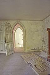 (Victor Wei.) Tags: castle art abandoned modeling explore urbanexploration mansion exploration wealth urbex