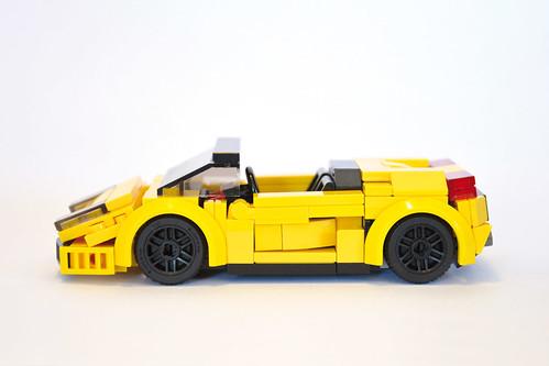 Flickriver Photoset Lego Lamborghini Gallardo Wip By Gwail