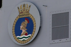 HMS Dauntless (NTG's pictures) Tags: festival liverpool river waterfront navy royal 45 destroyer international type mersey dauntless hms the d33