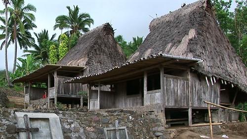 Indonesia - Flores - Traditional Village Bena - 25