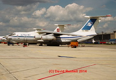 RA-78828 Ilyushin IL-76TD Krylo (Dave Russell (1.3 million views thanks)) Tags: krylo ra78828 ilyushin il76 76 kaapo il76td 76td 78828 cccp cccp78828 cargo airline airlines avia freight transport jet airplane air plane aircraft aeroplane aero aeronautical classic fly flying machine vehicle moscow domodedovo dme uudd airport apron parked outdoor canon aviation photo photography photograph soviet russia russian