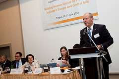 'Building Human Capital for Prosperity' conference in Prague