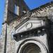 Eglise romane Saint Amand (XIIe siècle), Saumos, Landes du Médoc, Gironde, Aquitaine, France.
