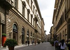 Florenz, Via dei Tornabuoni (HEN-Magonza) Tags: italien italy florence italia tuscany firenze toscana florenz toskana viadeitornabuoni