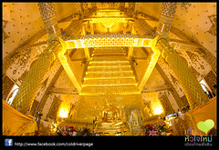 Candle Festival parade at Ubon Thailand - Made the big Candles trip_045