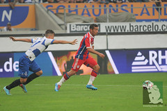 """Vorbereitungsspiel MSV Duisburg vs. FC Bayern Muenchen • <a style=""""font-size:0.8em;"""" href=""""http://www.flickr.com/photos/64442770@N03/14528605109/"""" target=""""_blank"""">View on Flickr</a>"""