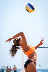 Olimplaya Gandia (domingo (dianagimenomartinez) Tags: girls people espaa beach sports boys valencia work trabajo dance spain capoeira gente danza playa deporte chicas volley chicos gandia animadoras cheerleades