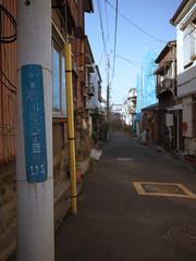 The south side of Nakamura river#38 (tetsuo5) Tags: gr yokohama  ishikawacho nakaku