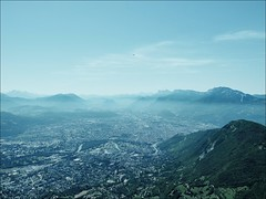 Grenoble depuis le Fort Saint Eynard - Bleach ByPass III (nobru2607) Tags: grenoble ricoh ricohgrd steynard grd4 grdiv