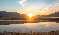 Picture nr 200! (Vegar S Hansen Photography) Tags: sunset sun norway photography norge photo kultur fjord seagul sandane thegoldenhour gloppen nasjonalromantikk gloppenfjorden the365dayproject vegarshansen