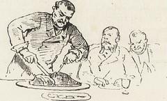 """Image from page 303 of """"La vie hors de chez soi (comédie de notre temps) l'hiver, le printemps, l'été, l'automne; études au crayon et à la plume"""" (1876)"""