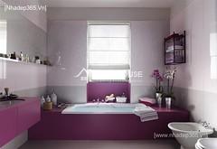 Thiết kế nội thất phòng tắm wc_004