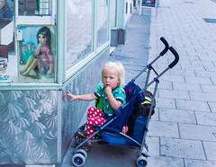 Through the Looking-Glass [Explored] (Alex Hughes-Games) Tags: bristol streetphotography