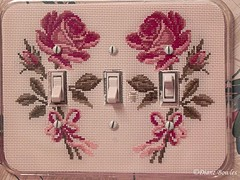 One of my latest projects completed (bowles.m@att.net) Tags: crossstitch crafts handmade