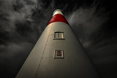 Along the dotted line... (Rep001) Tags: uk lighthouse portland dorset dont do two things 4501